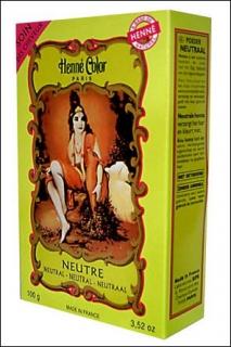 Henna Pulver, Henne Color, Neutral (farblos), 100g