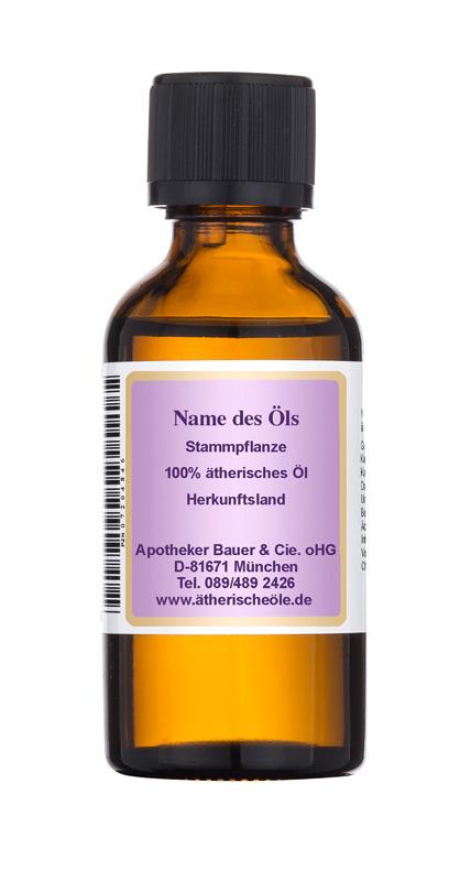 Kampfer Öl, 100% ätherisches Öl, 10 ml