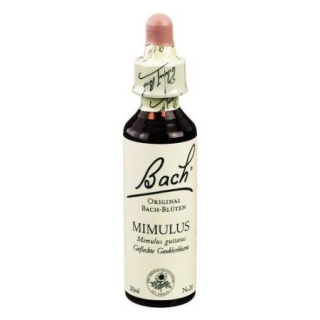 Original Bachblüten Essenz Mimulus, 20 ml