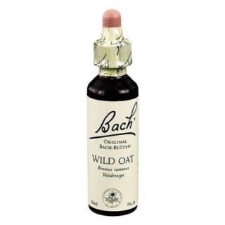Original Bachblüten Essenz Wild Oat, 20 ml