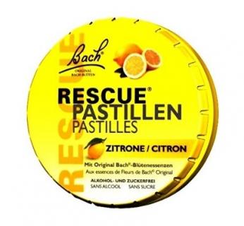 bach rescue pastillen zitrone 50g. Black Bedroom Furniture Sets. Home Design Ideas