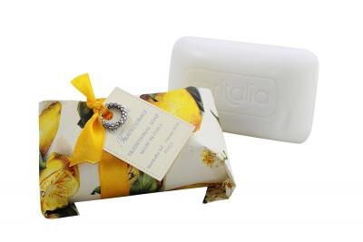 Seife La Florentina Papierverpackung - Zitrone, 200 g