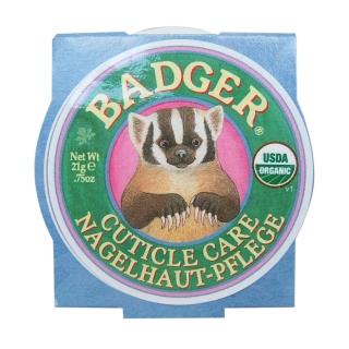 Badger Cuticle Care – Nagelhaut Balsam, Blechdose 21 g