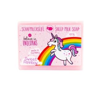 Unicorn - Schafmilchseife BELIEVE IN UNICORNS, 100g