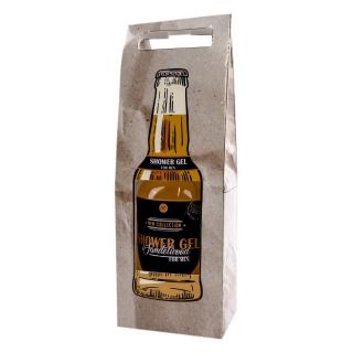 BEER for HIM das Bade- & Duschgel, Flasche 360 ml inkl. Geschenkbox