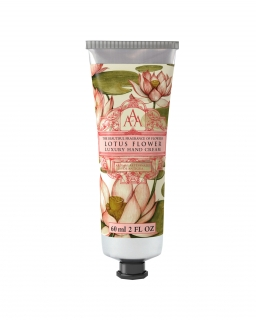 Aromas Artesanales de Antigua - Handcreme Lotusblüten, 60 ml