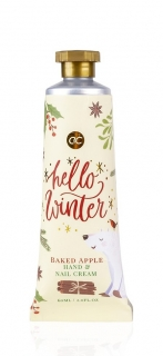 Hand- & Nagelcreme  Hello Winter 60ml - Baked Apple