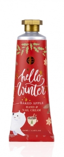Hand- & Nagelcreme  Hello Winter 60ml - Vanilla & Cranberry