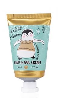 Wishing You Hand- und Nagelcreme - 50 ml Tube,Duft: Cranberry Crush