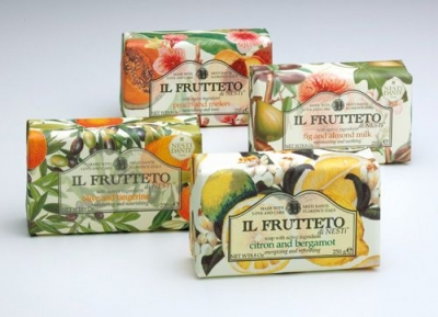 Seife Nesti Dante, II Frutteto, Zitrone & Bergamotte