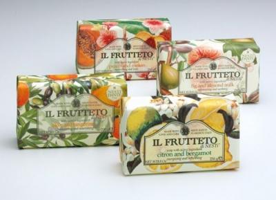 Seife Nesti Dante, II Frutteto, Olive & Tangerine