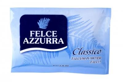 Azzurra Paglieri Körperpuder 100 gr Nachfüll, Felce Azzurra