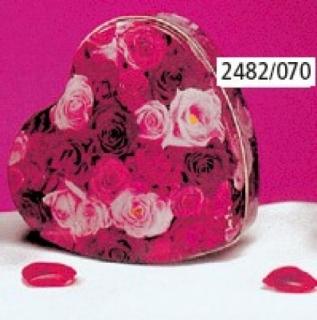 Dose Bouquet Herzdose  2482 070