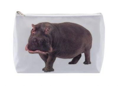 Tigapaw ® Waschtasche, Nilpferd