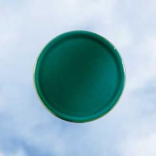 Duftstein Teller, grün