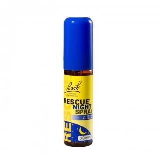 Bach Original Rescue Night Spray 20 ml (alkoholfrei)