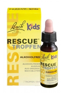 Bach Original Rescue Tropfen Kids 10 ml (alkoholfrei)