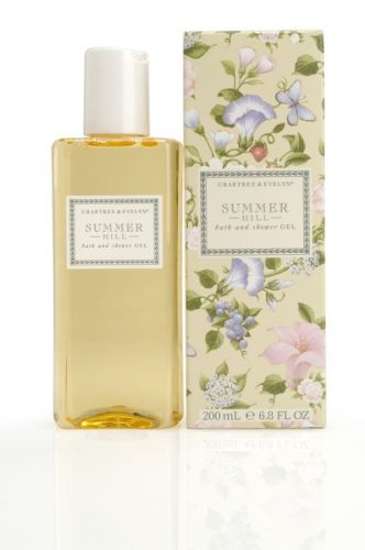 crabtree evelyn summer hill bade duschgel 200ml bei apotheker bauer naturreine. Black Bedroom Furniture Sets. Home Design Ideas