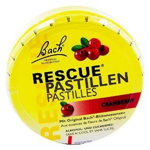 bach rescue pastillen cranberry 50g bei apotheker bauer. Black Bedroom Furniture Sets. Home Design Ideas