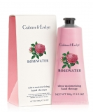Crabtree & Evelyn - Rosewater Hand Therapy Handcreme, 100 g