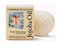 Crabtree & Evelyn - Jojoba Triple Milled Soap, 100g