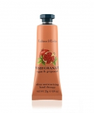 Crabtree & Evelyn - Pomegranate, Argan und Grapeseed Hand Therapy Handcreme, 25 g