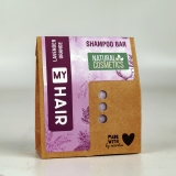 My Hair Festes Shampoo-Bar 60 g -Lavendel & Orange