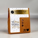 Winter Magic Festes Shampoo Shampoo-Bar 60 g- The Stars …