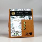 Winter Spa Festes Shampoo-Bar 60 g- Fichtennadel & Eucalyptus