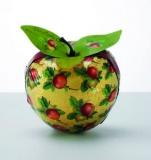 Badebombe Weihnachtsapfel