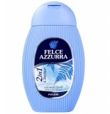 Azzurra Paglieri Duschcreme 2 in 1 250 ml, Felce Azzurra
